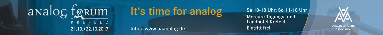 Analog Forum
