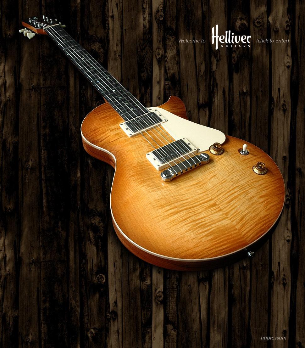 Bildergebnis für Helliver Guitars