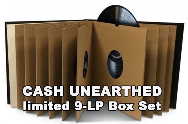 """Bildergebnis für American Recordings: Johnny Cash´s """"Unearthed"""" Box, mit 9 LP´s"""