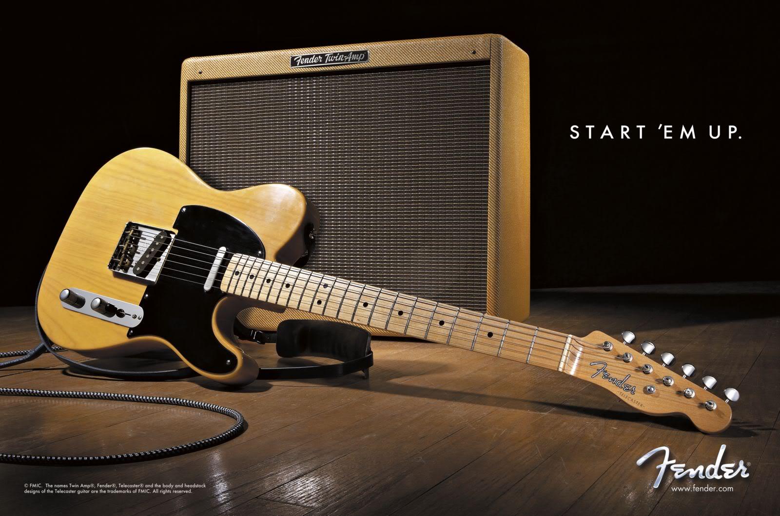 Bildergebnis für Fender Guitars