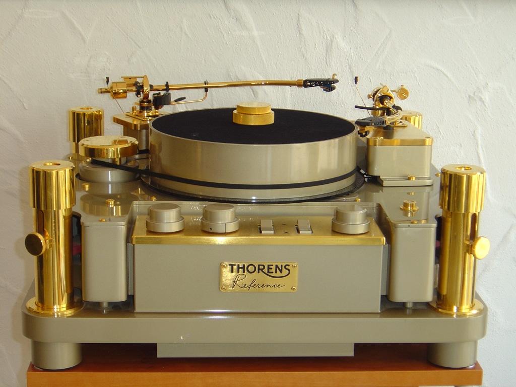 Thorens Schallplattenspieler